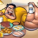 Завтрак бодибилдера на массе — получи мощный заряд энергии !