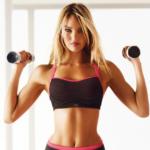 Программа тренировок для похудения дома для девушек !