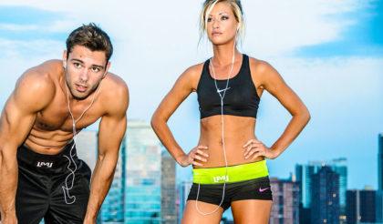 Программа тренировок бег + турник